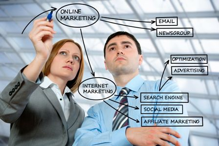 MARKETING ONLINE en LAS MATAS (MADRID)